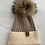 Thumbnail: Luxy London - HARLEY 2 tone Pom Pom hat