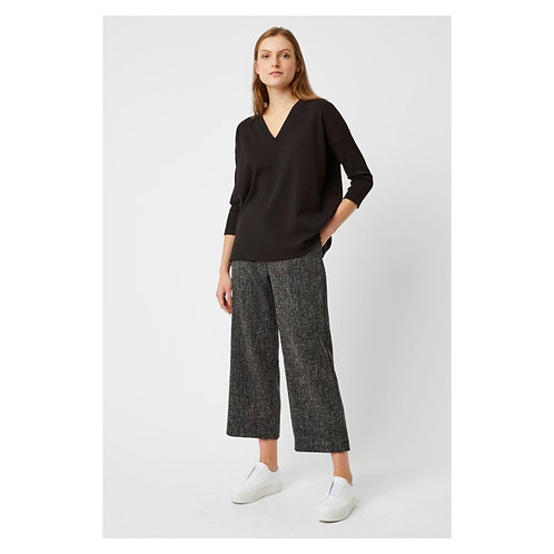 Great Plains modern tweed culotte style  trouser