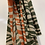 Thumbnail: Jayley - Tiger print two tone scarf