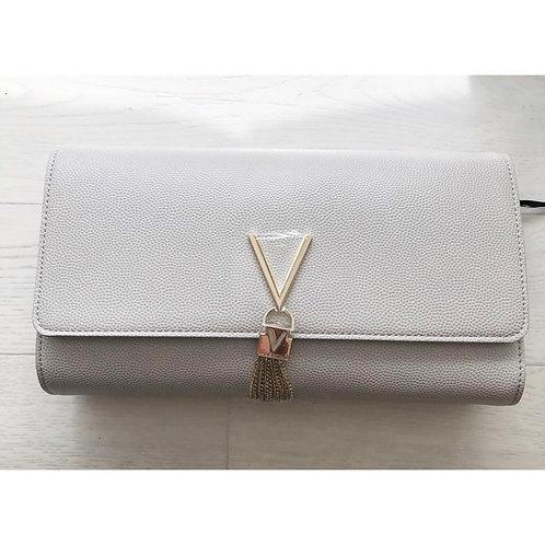 Valentino by Mario Valentino Large V tassel bag