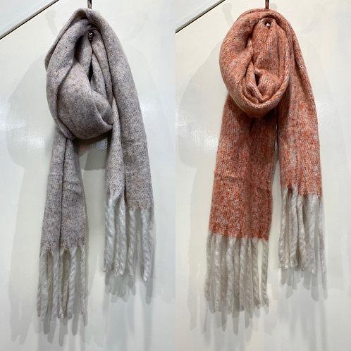 Chunky scarf