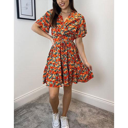 Girl in Mind - Floral print dress