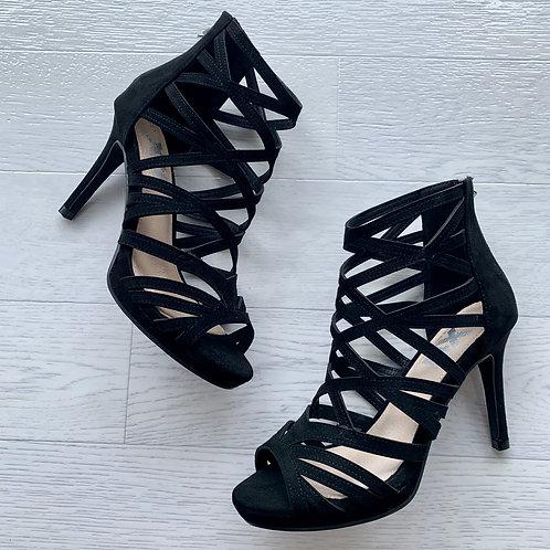 XTI - Suedette cage shoes