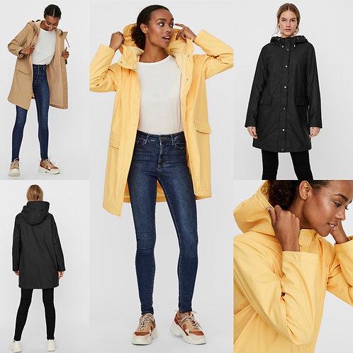 Vero Moda - Hooded raincoat