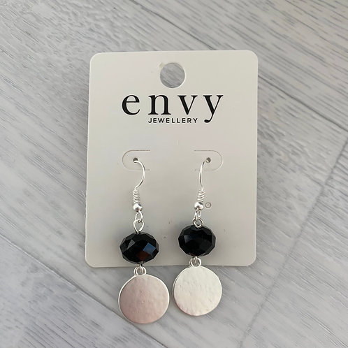 Envy - Bead drop earrings