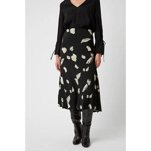 Great Plains Winter Umbra Midi Skirt