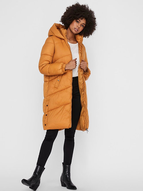 Vero Moda 3/4 length puffa coat
