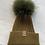Thumbnail: Luxy London - HARLEY Pom Pom hat