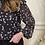 Thumbnail: Vero Moda - Floral frill detail top