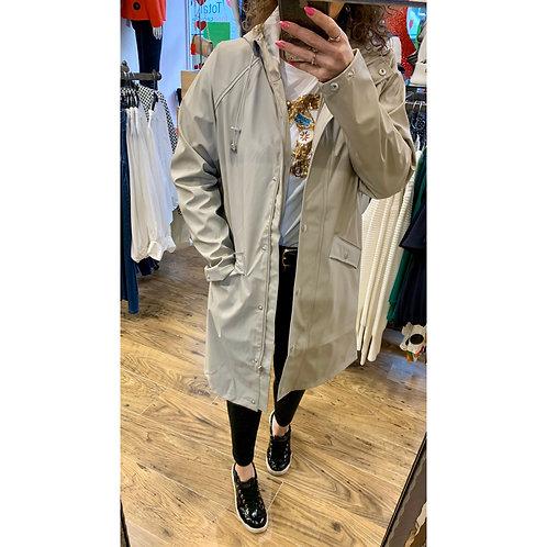 ICHI - Stone raincoat