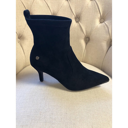 Xti faux suede sock boot