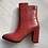 Thumbnail: XTI - Croc ankle boot - Red
