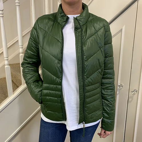 Vero moda - Puffa jacket - Forest Green