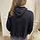 Thumbnail: Vero Moda - Frill bottom knitted hoody