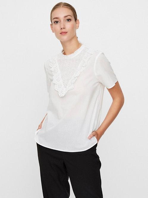 Vero Moda - Lace detail top
