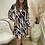 Thumbnail: Malissa J - Printed smock dress