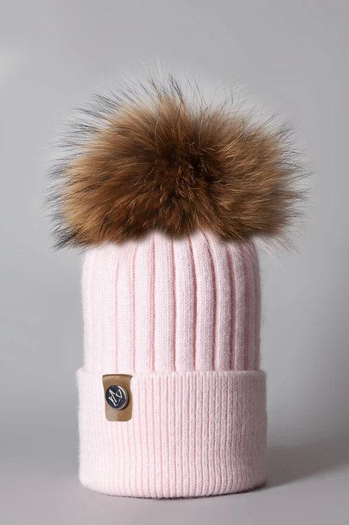 Luxy London - HARLEY Pom Pom hat