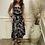 Thumbnail: Vero Moda - Floral printed midi dress