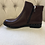 Thumbnail: Xti flat chocolate ankle boot
