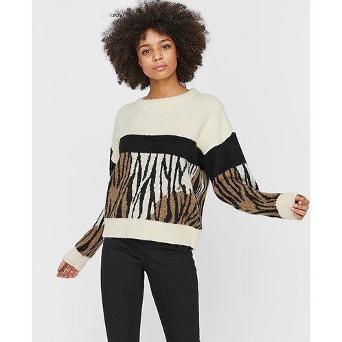 Vero Moda - Zebra printed jumper