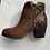 Thumbnail: XTI - Snake print ankle boot