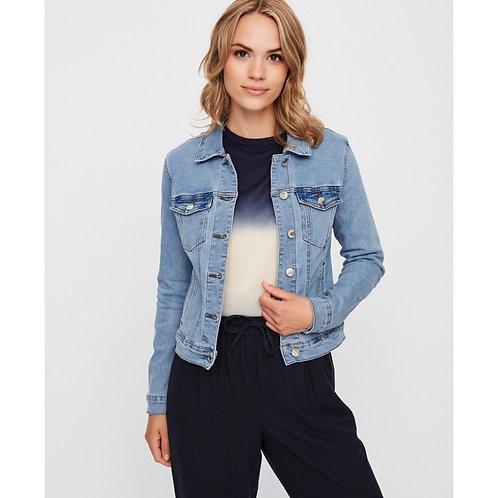 Vero Moda - Classic denim jacket - Light Wash