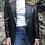 Thumbnail: Vero Moda - Faux leather blazer