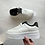 Thumbnail: Chunky lace up trainers