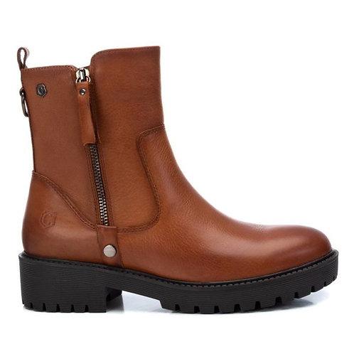 Carmela - 67972 - Side zip leather boot