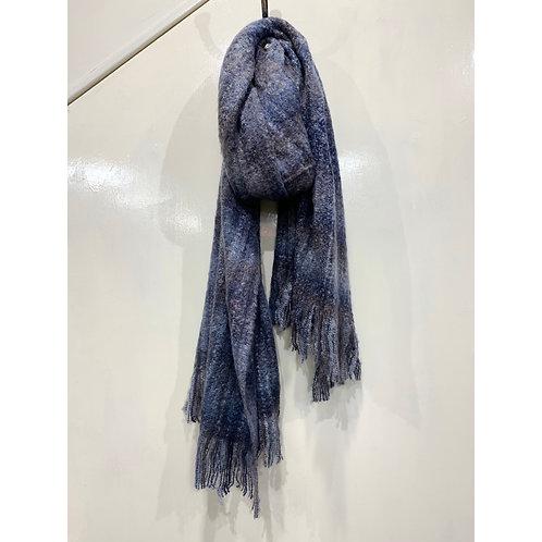 Chunky fleck scarf