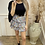 Thumbnail: Floral rara mini skirt