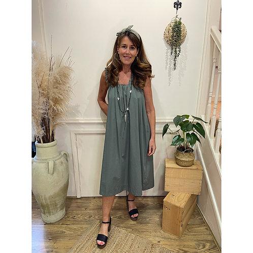 Vero Moda - Ruffled sleeve dress