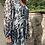 Thumbnail: Malissa J - chiffon animal print tiered top