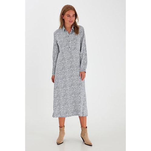 B.Young - Dalmatian print dress