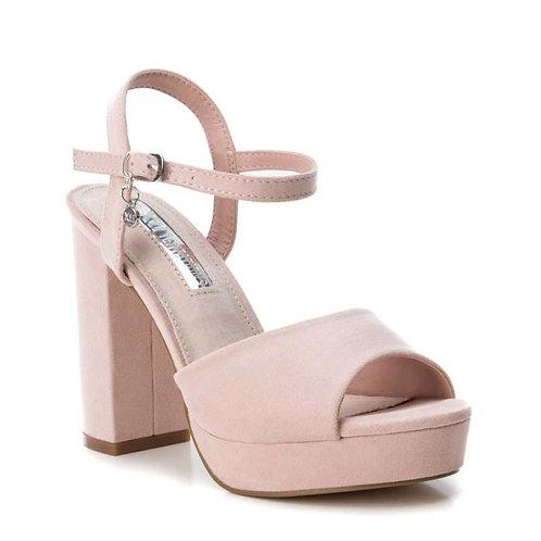 XTI - Pale pink chunky sandal