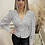 Thumbnail: Button front long sleeve top