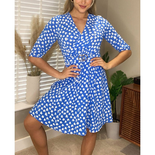 Girl in Mind - Printed dress