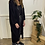 Thumbnail: Malissa J - Oversized long hooded coatigan