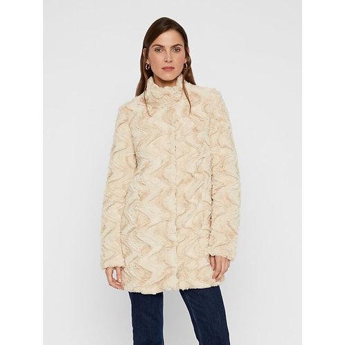 Vero Moda - Faux fur coat