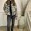 Thumbnail: Vero Moda - Leopard faux fur jacket