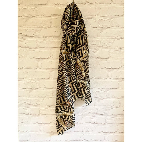 Malissa J - Designer inspired scarf