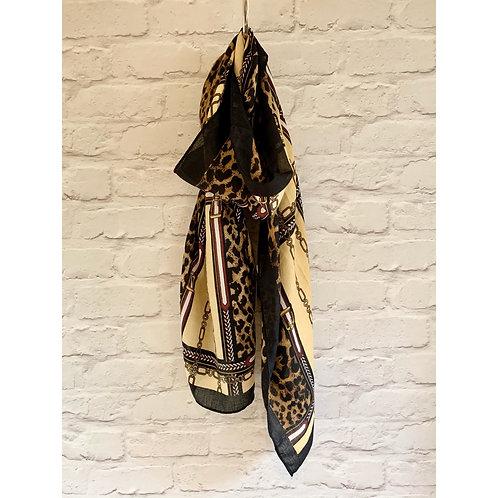 Malissa J - printed scarf