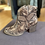 Thumbnail: XTI - Snake print boots - Light Brown