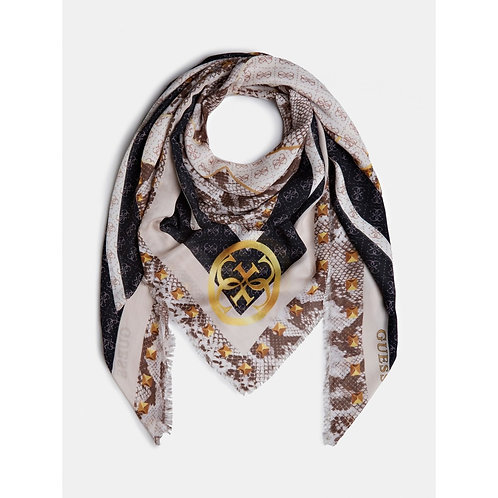 GUESS - Printed scarf