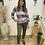 Thumbnail: ICHI - DEN - Stripe jumper