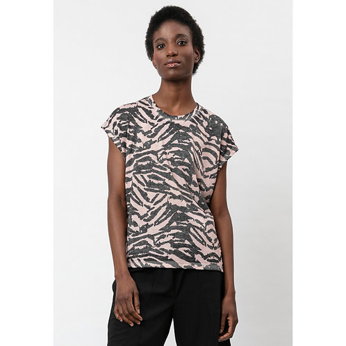 Religion - Animal print t.shirt