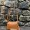 Thumbnail: Real leather shoulder bag