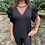 Thumbnail: Malissa J - Frill sleeve top