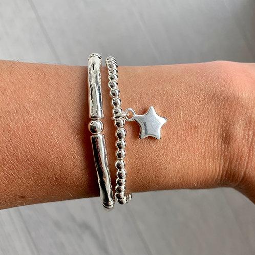 Envy - Star layer bracelet