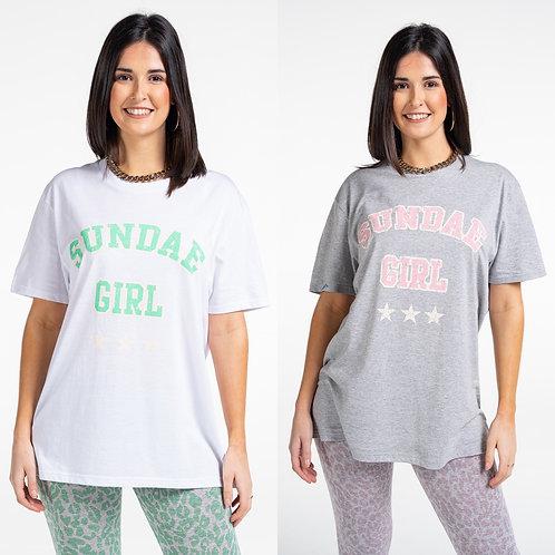 Sundae Tee - 'SUNDAE GIRL' t.shirt